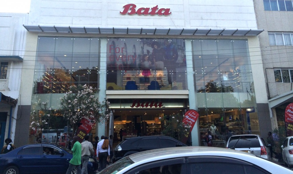 Bata - Traffic