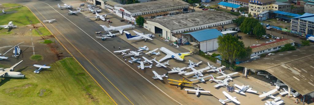 Wilson Airport