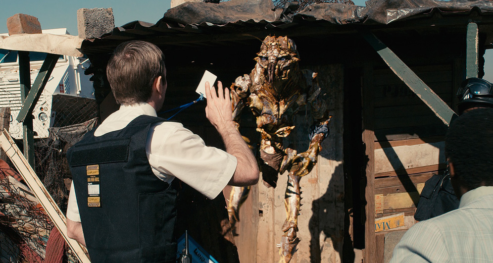 South Africa's first Best Film nominee, District 9 (2009)