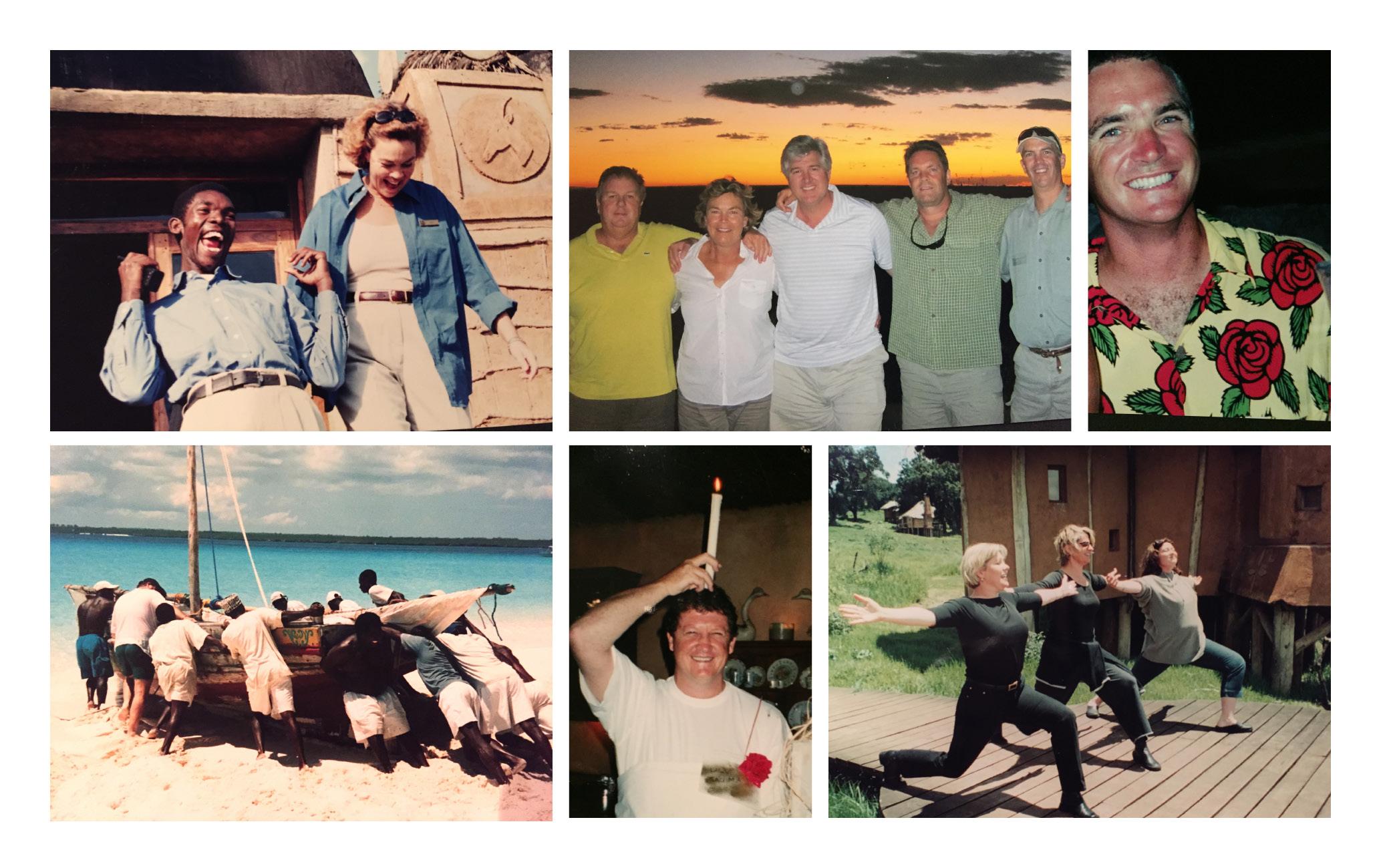 Steve Fitz Journey - Collage 7