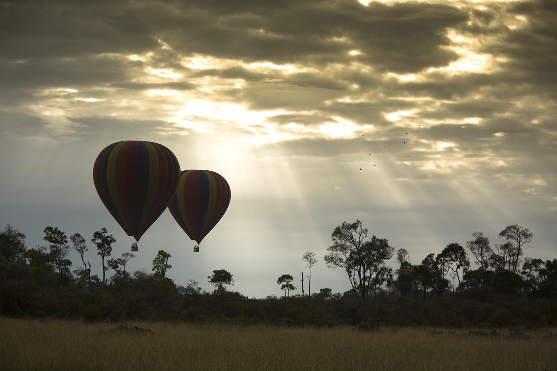 Balloon BW