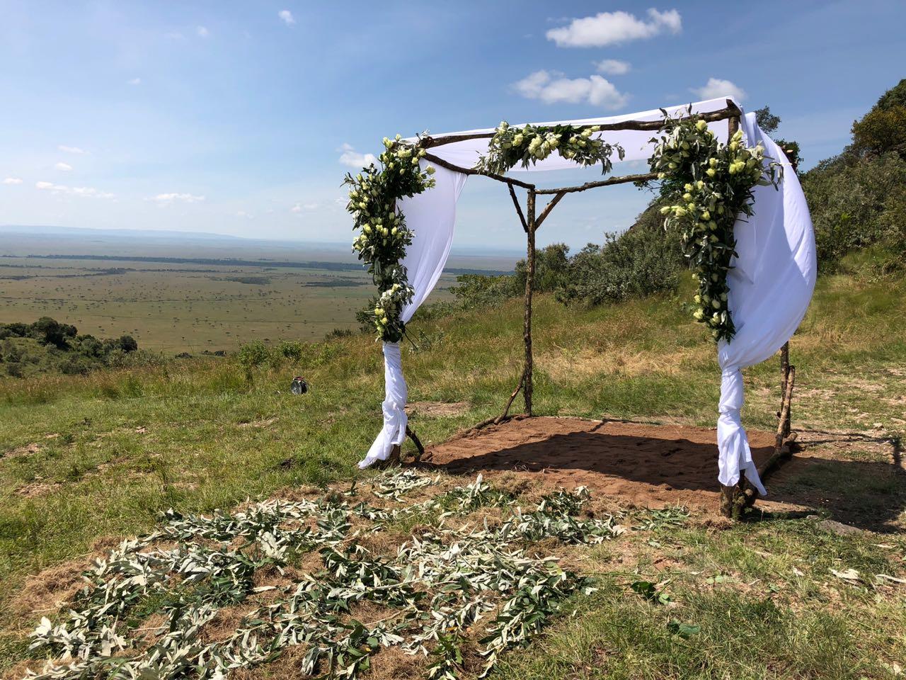 chuppah jossels wedding