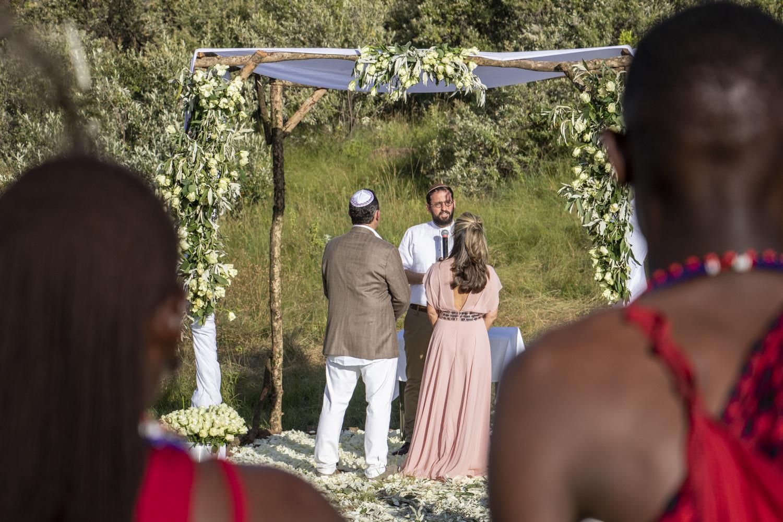 jossel wedding ceremony