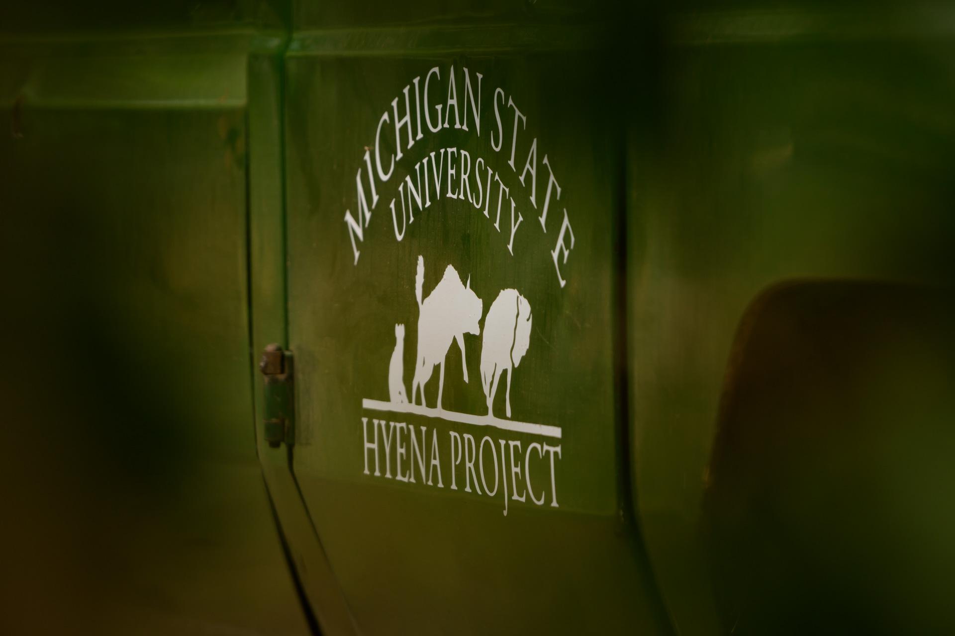 Mara hyena project