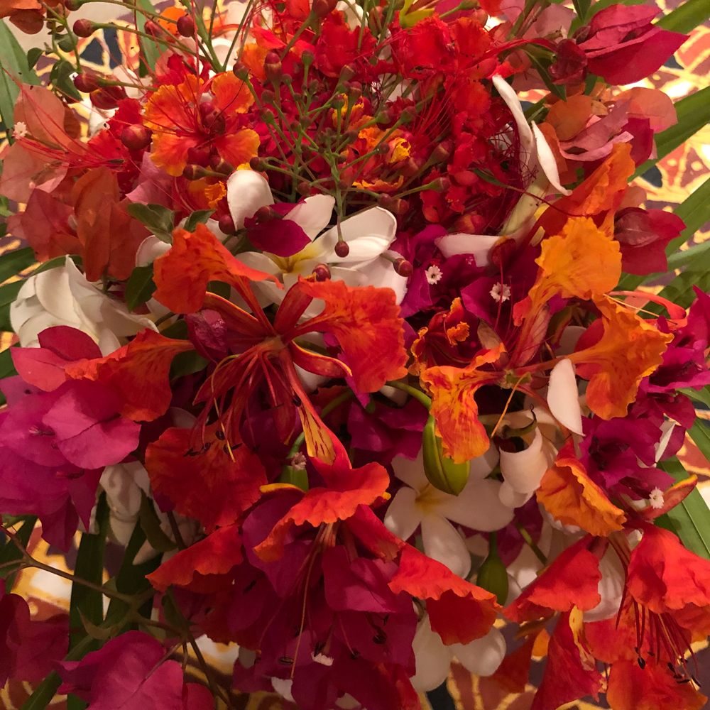Swahili Flowers