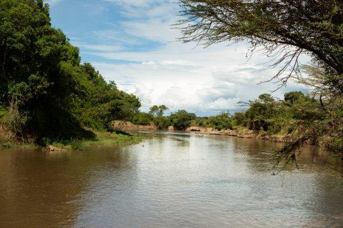 A very full Mara back in April 2019