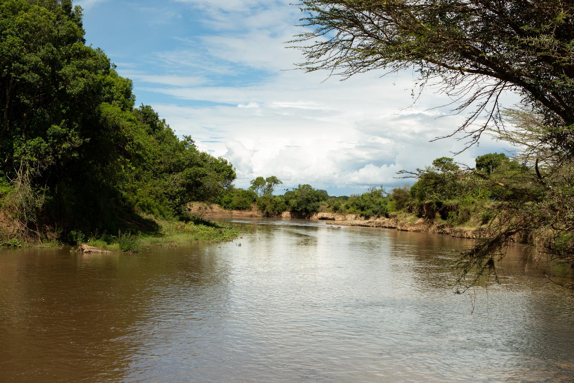 Mara river full