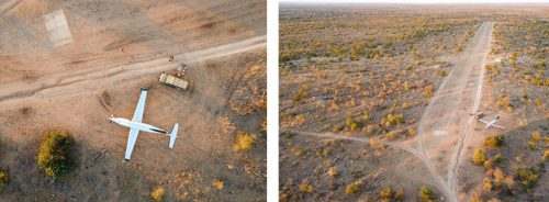 Images courtesy of SafariScapes, a Private Air Charter company based in South Africa
