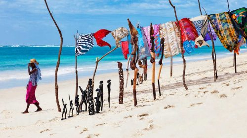 Afro Chic Beach, Diani