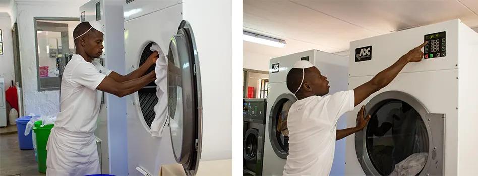 2 pic Japhet washing machine