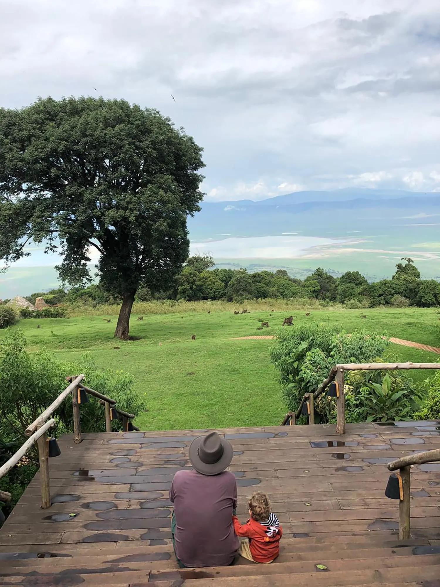 Serengeti view Willow Mike