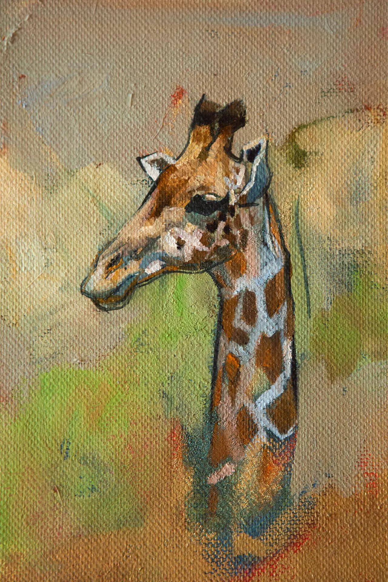 Emily Lamb Giraffe