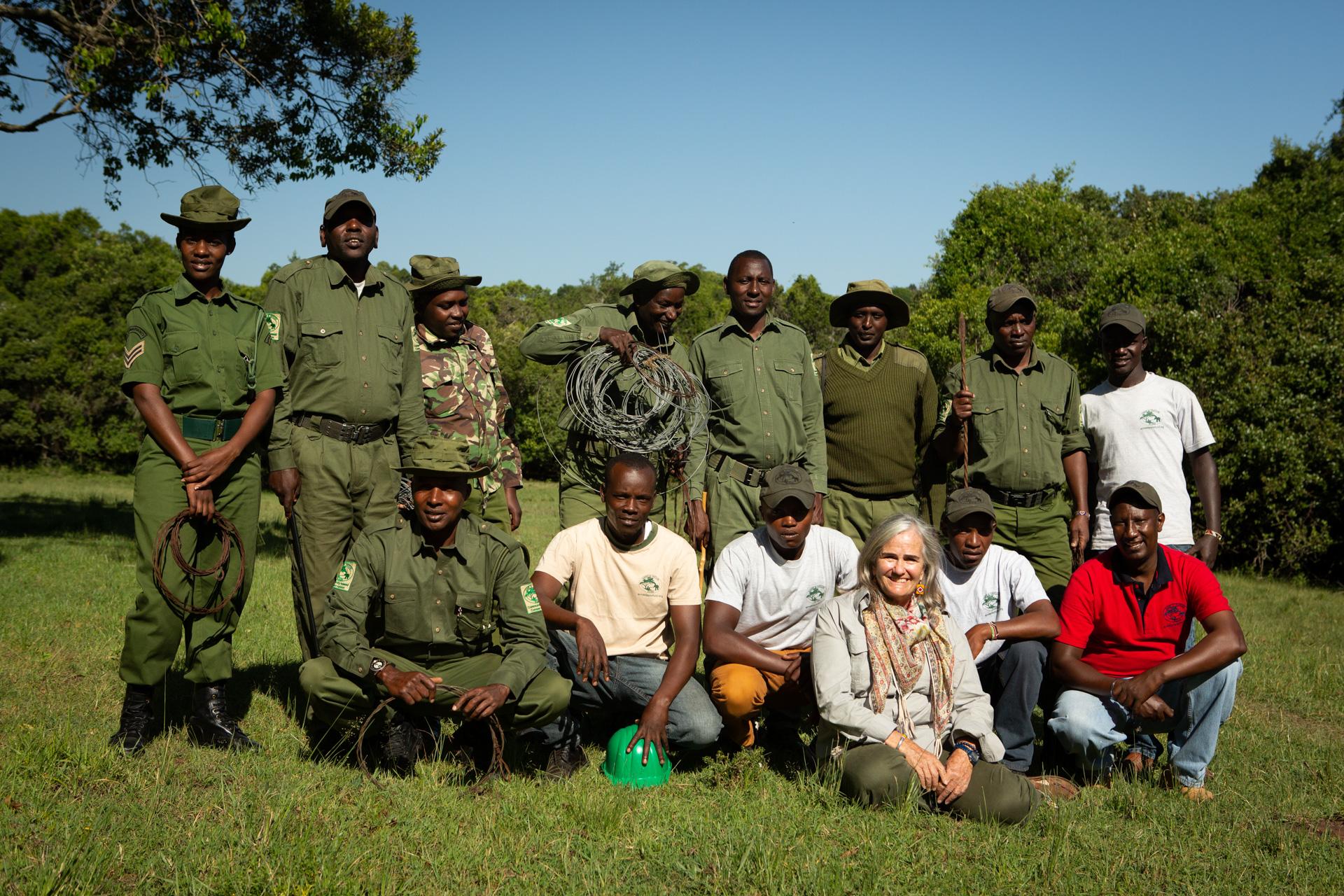 Anne K Taylor Fund team