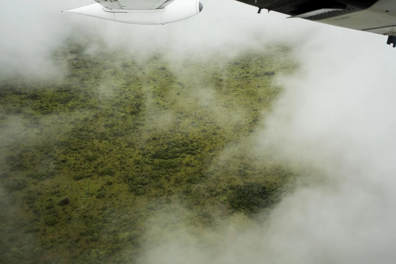 aerial image congo