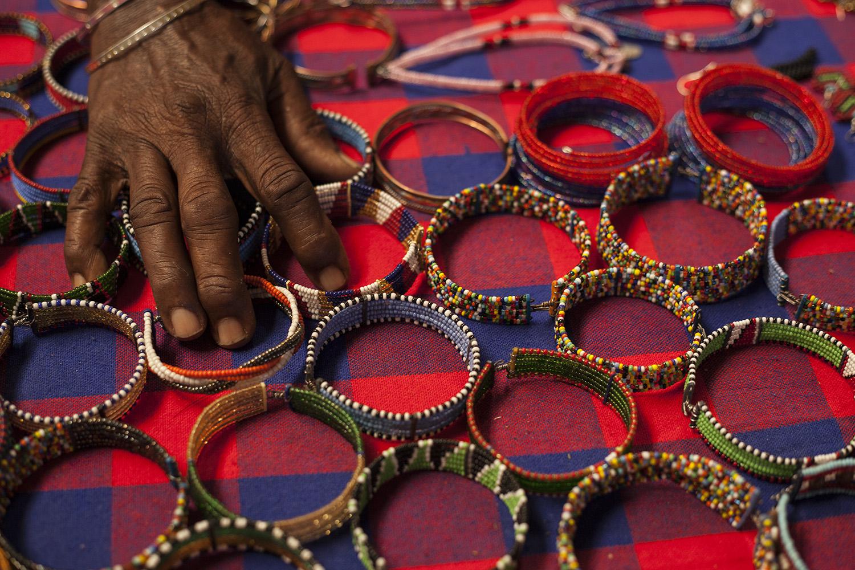 Beading bracelets