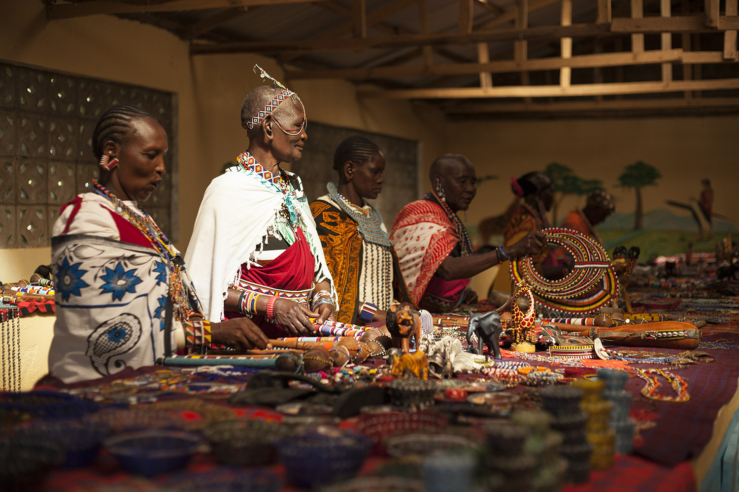 Emurutoto Women's Group Craft Centre