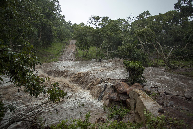 Big storm water
