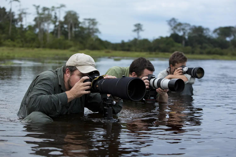 Boys and cameras