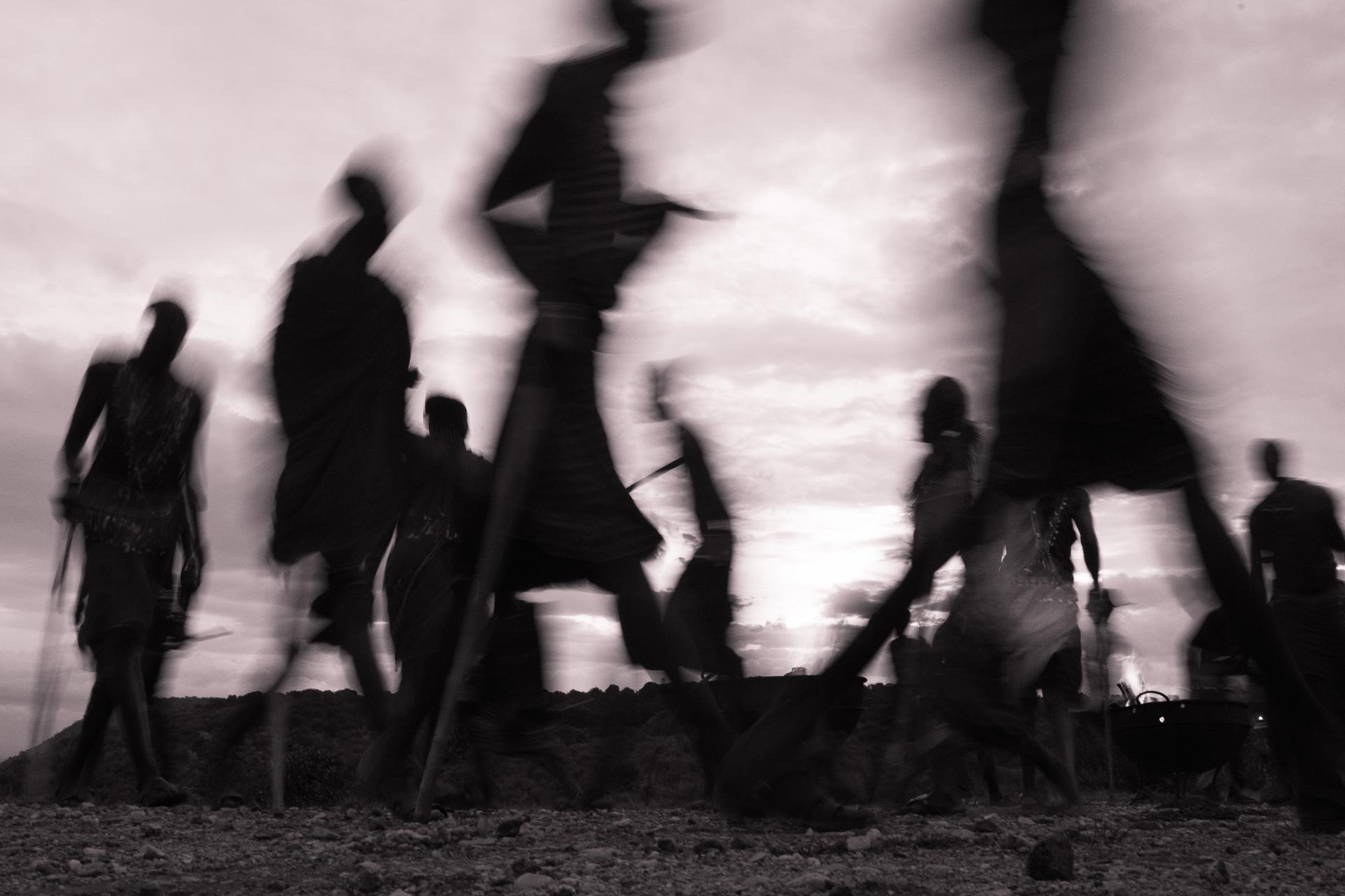 Maasai Blur