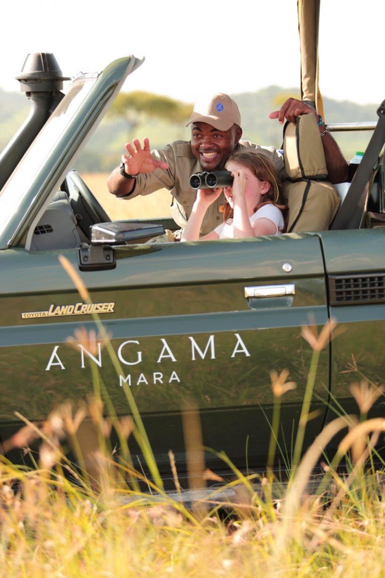 Angama Guide Dougie