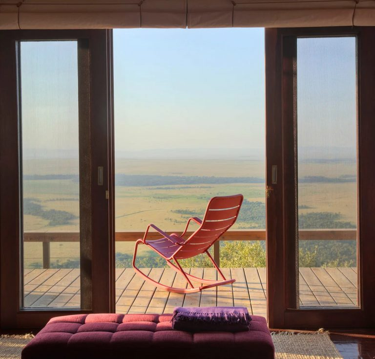 Rocking Chair Safari