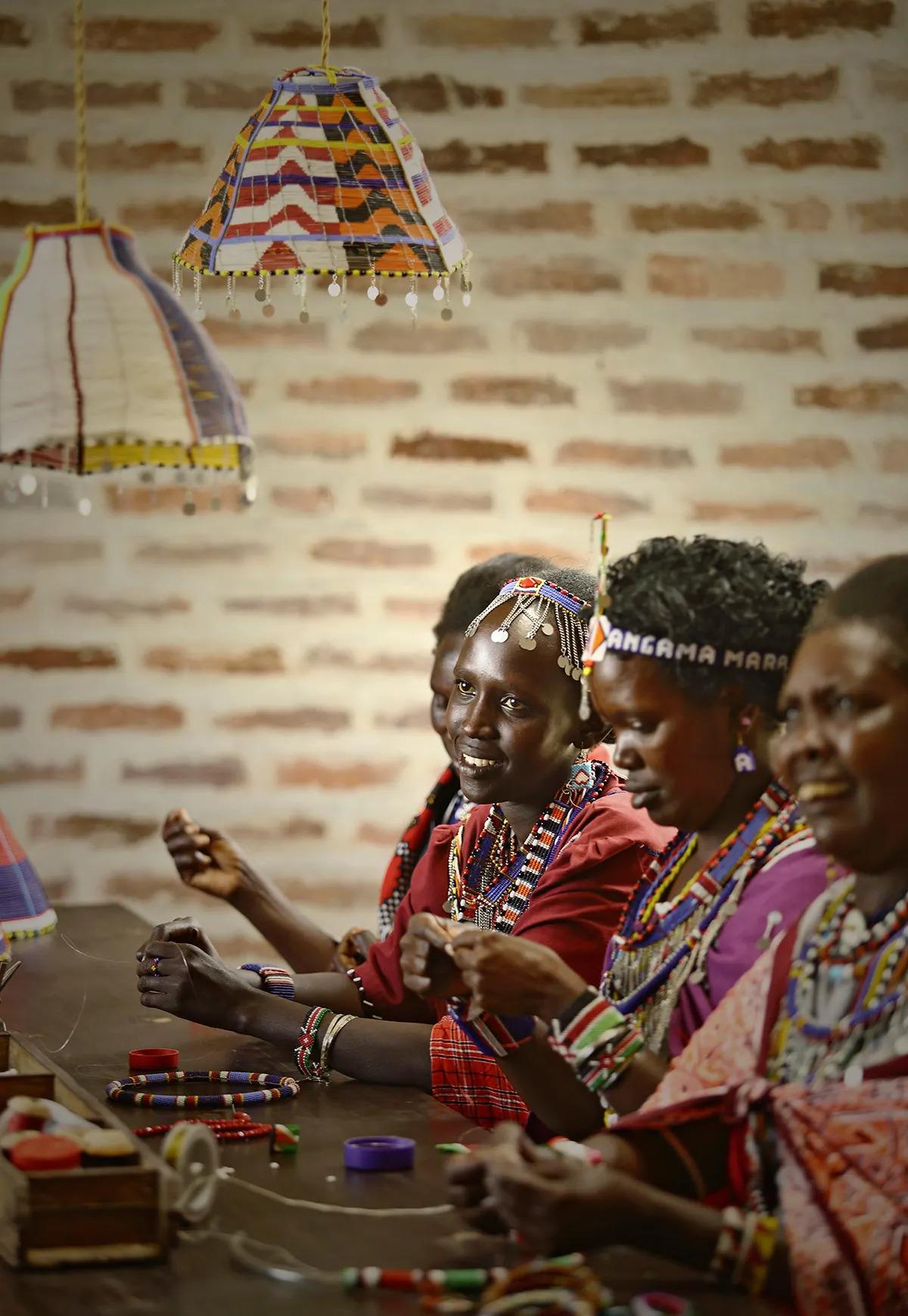 Maasai Beading Studio