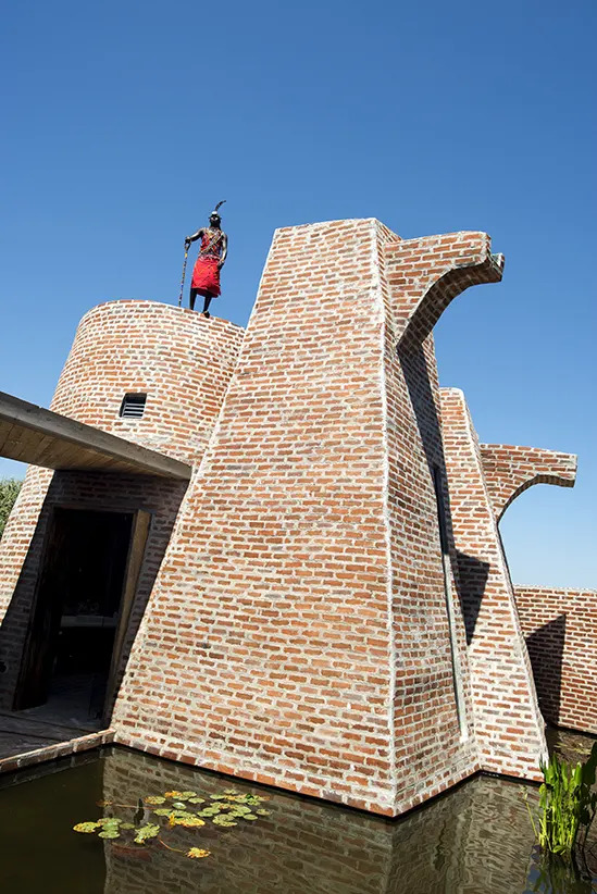 Angama Mara Architecture