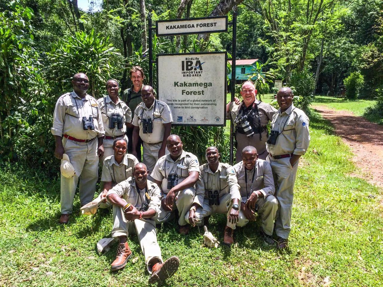 Angama Mara Birding in Kakamega