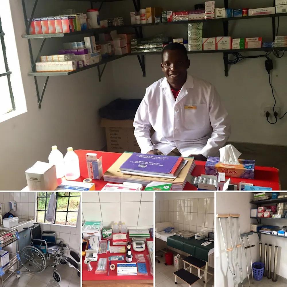 Angama Mara Clinic