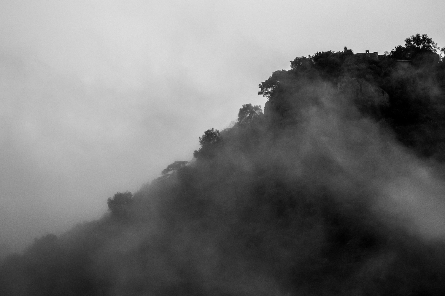 Angama in the Mist