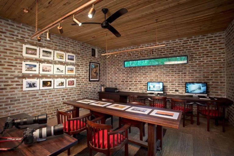 The Angama Photographic Studio