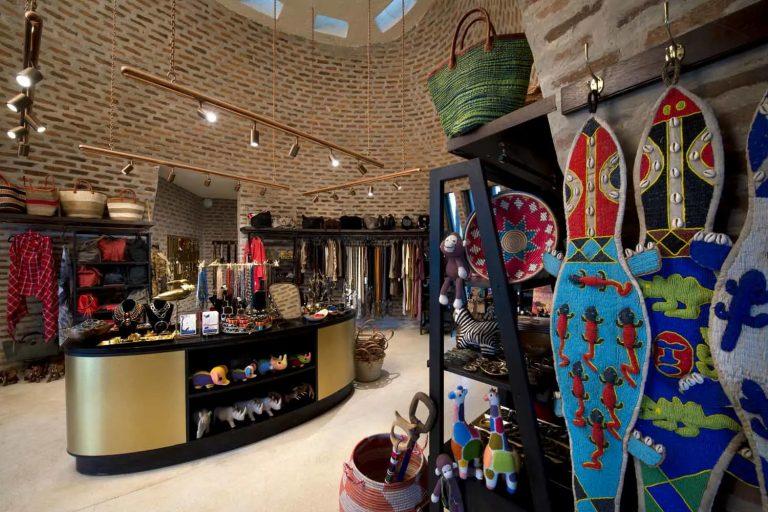 Angama Safari Shop