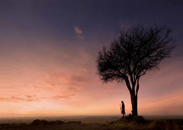 A beautiful Mara scene