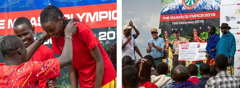 Maasai Olympics Awards