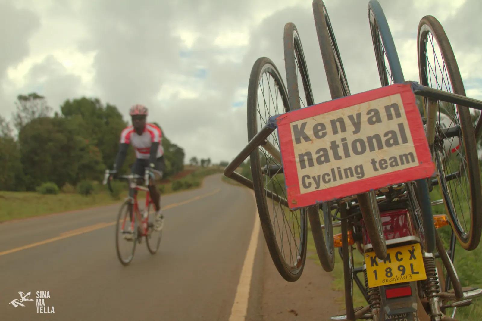 Kenyan National Cycling Team