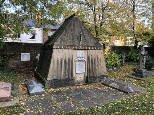 The Memorial of Sir Burton