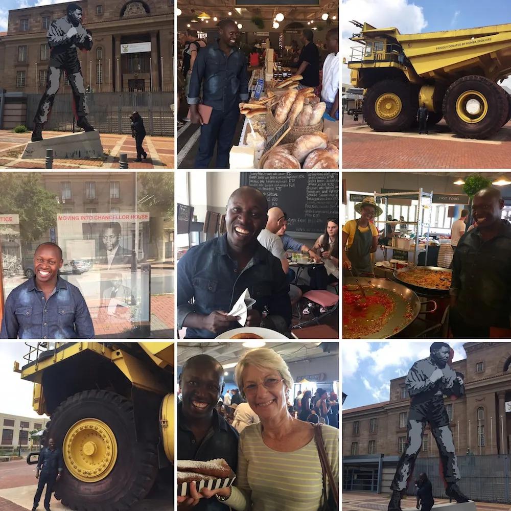 Scenes from Neighbourgoods Market