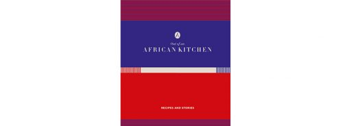 The lovely cover of Out of an African Kitchen