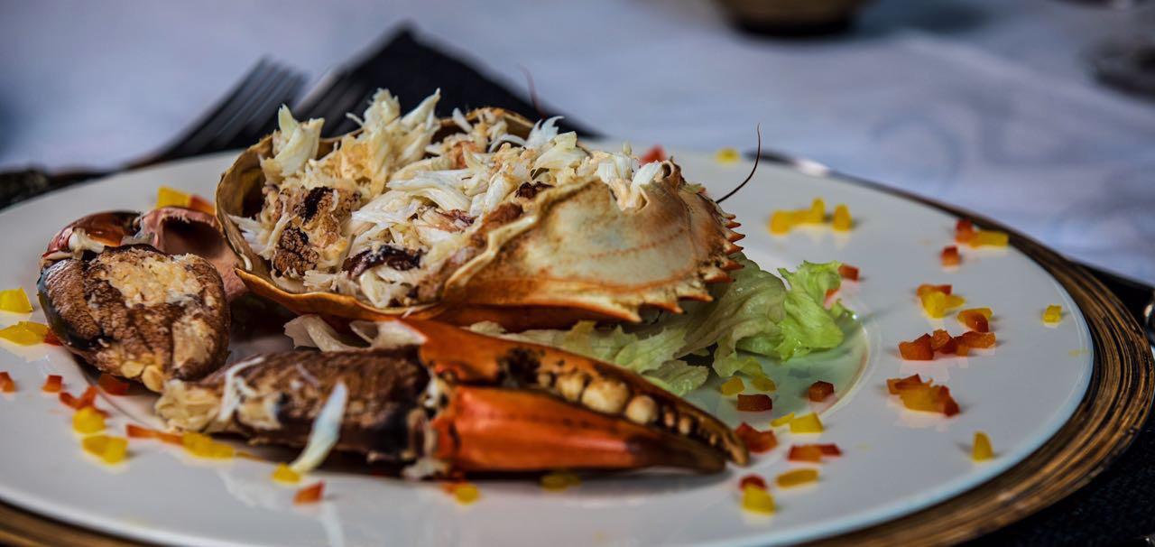 Crab-feasts