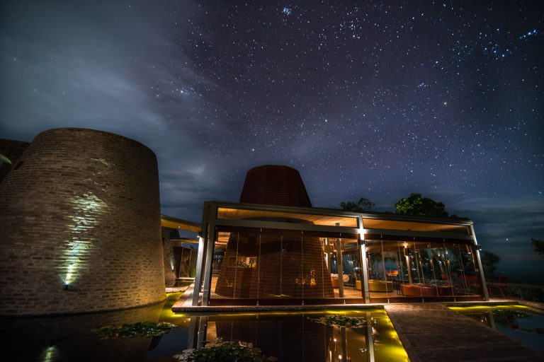 Angama Guest Area By Night