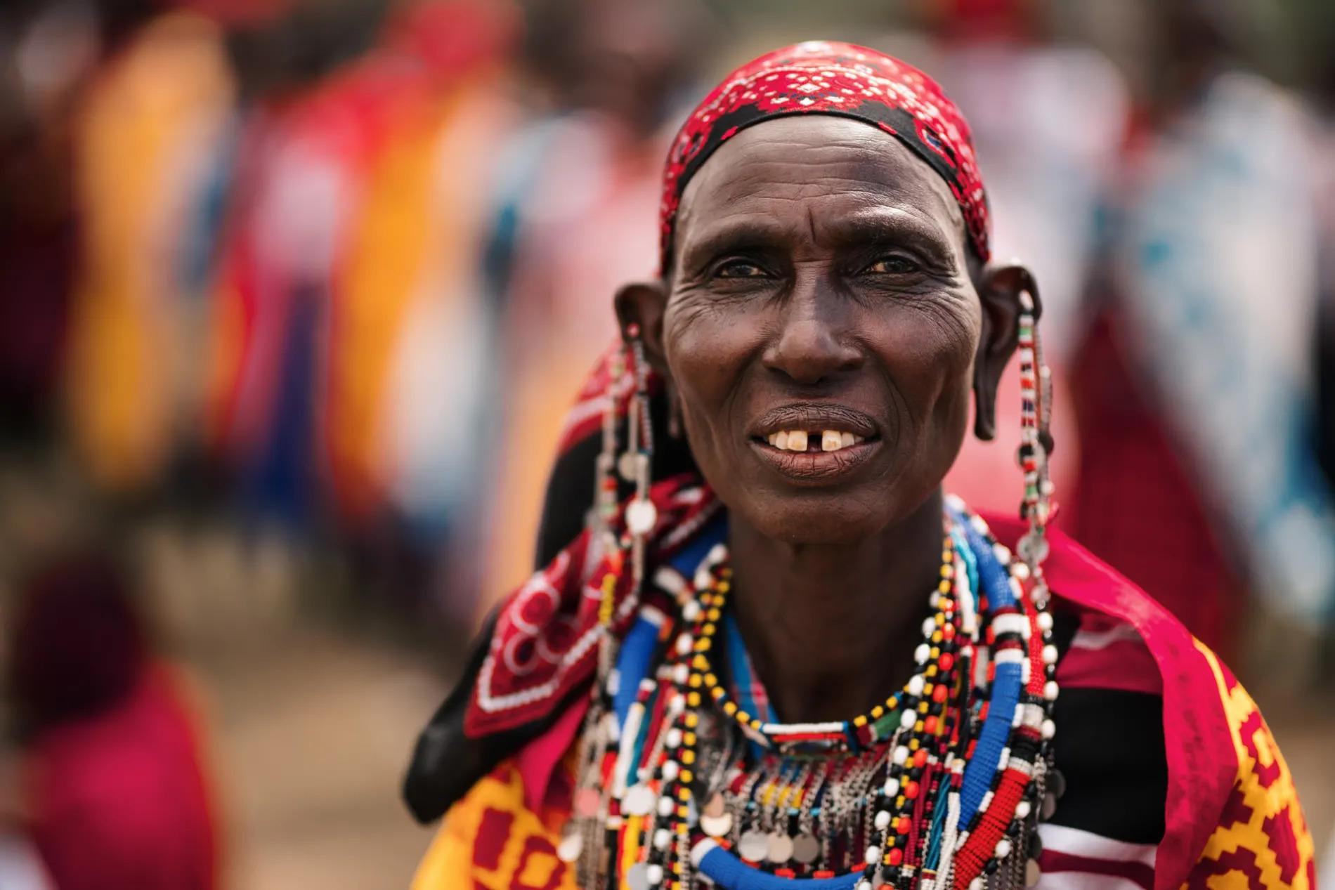 Maasai Woman 3