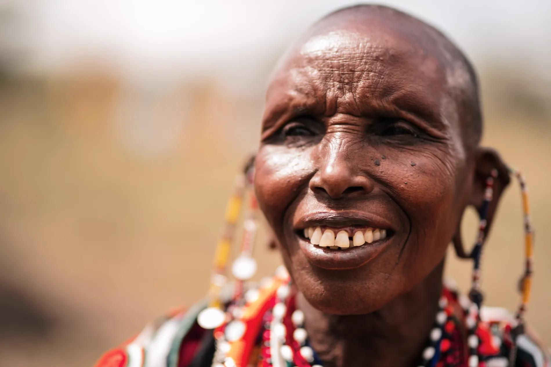 Maasai Woman 4
