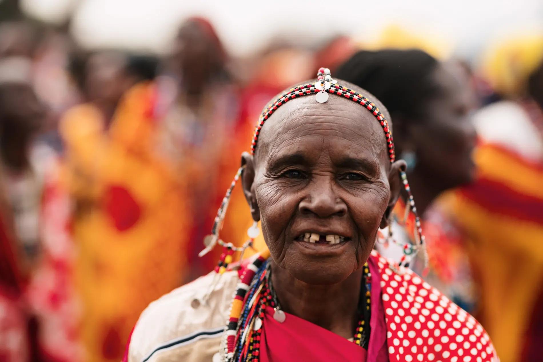Maasai Woman 5