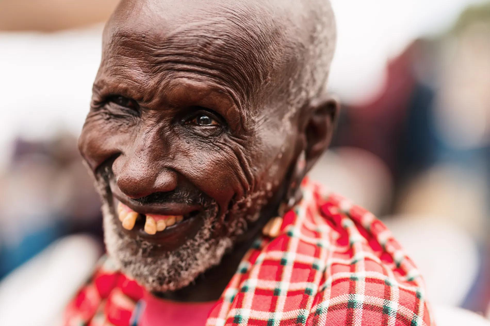Maasai Elder 2