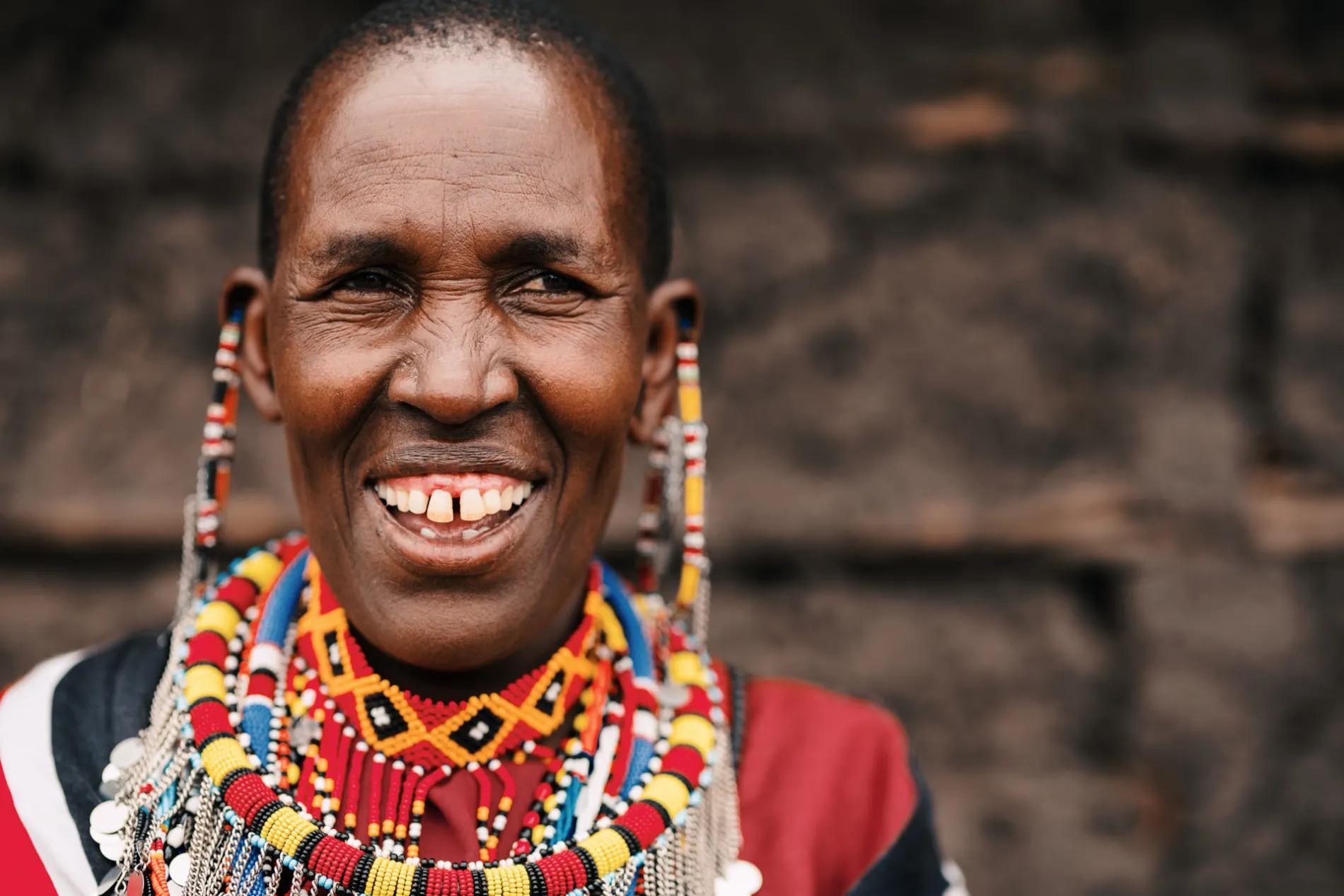 Maasai Woman 6