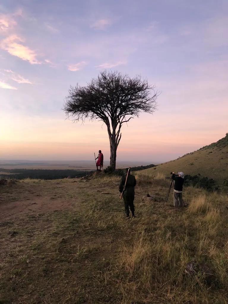Dook Sunrise Maasai