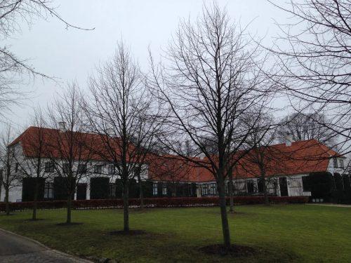 The Karen Blixen Museum in Denmark