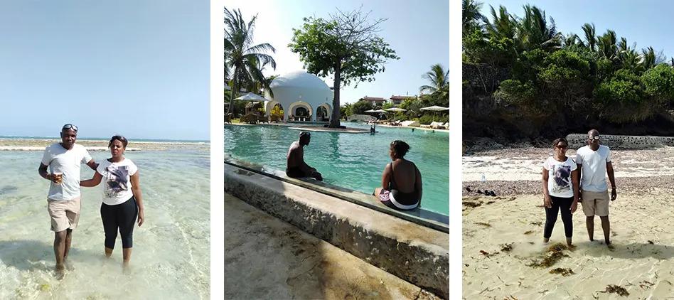 Koikai collage beach