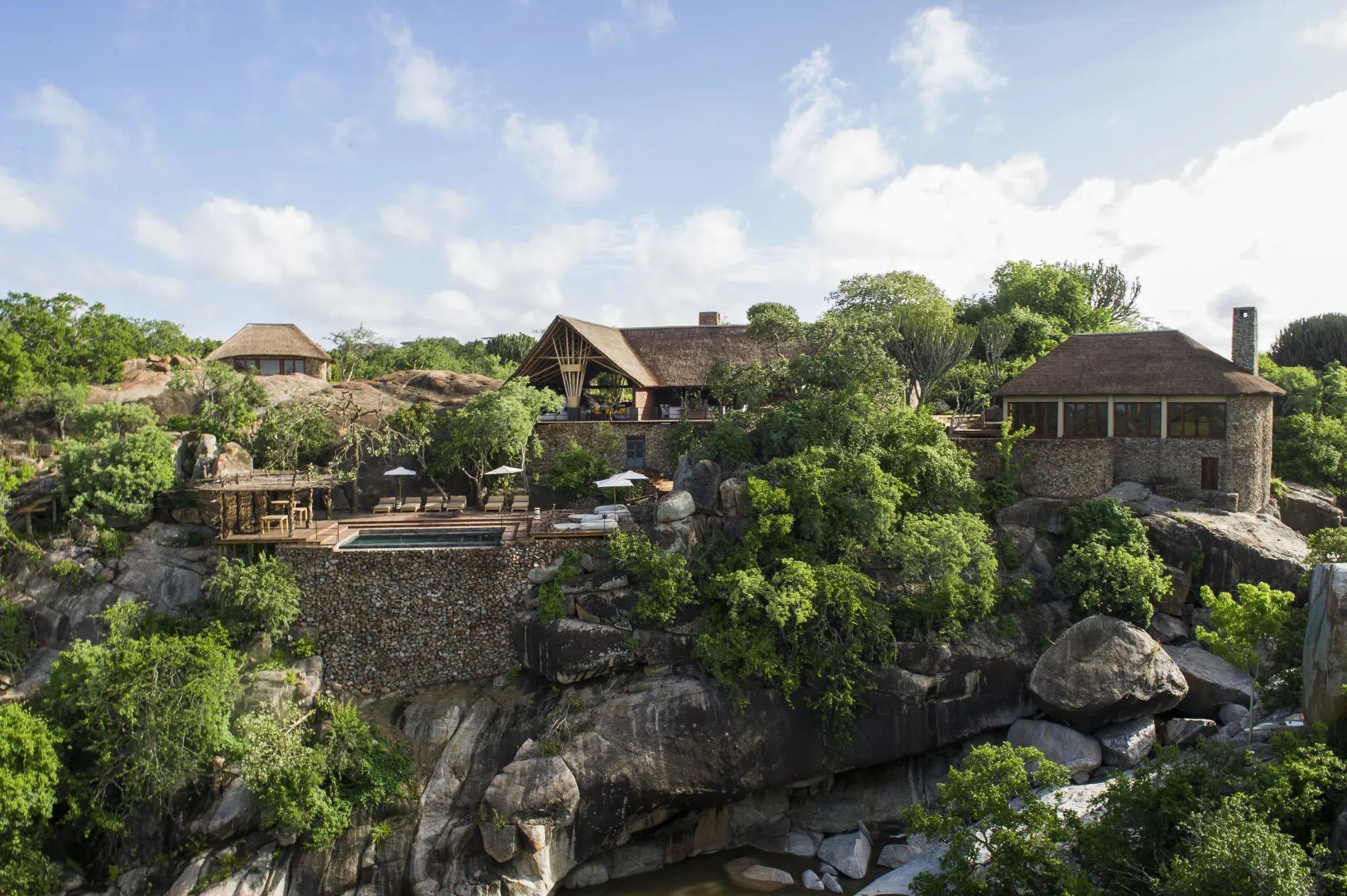 Mwiba Aerial View 3