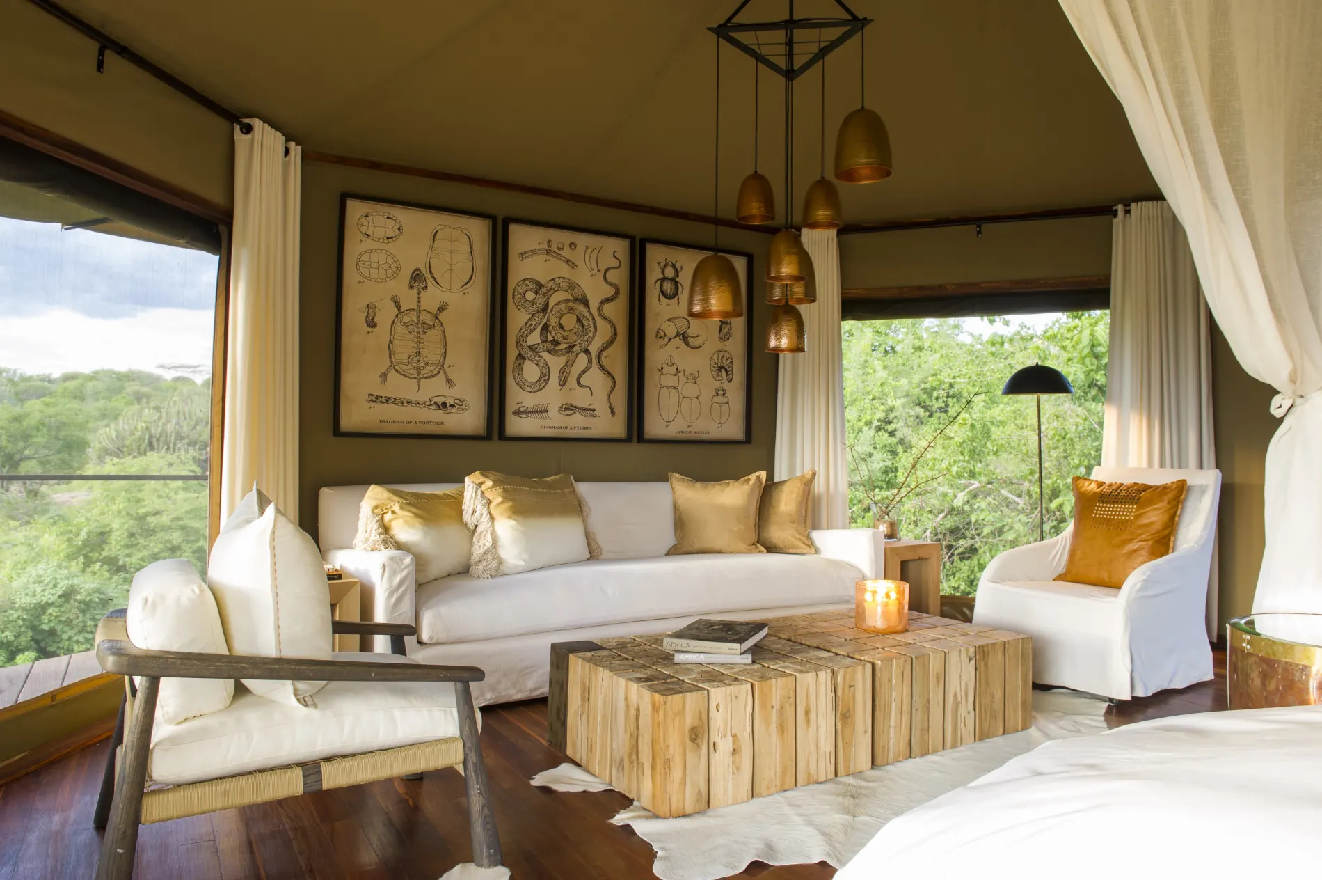 Mwiba Room Lounge